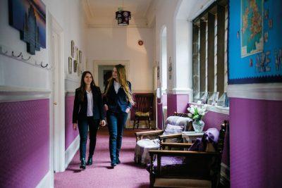 adcote - szkoła żeńska wAnglii